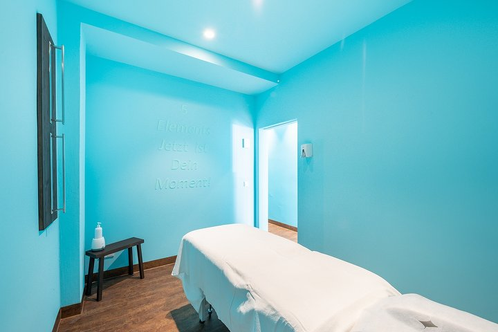 5 Elements Spa Massagekabine